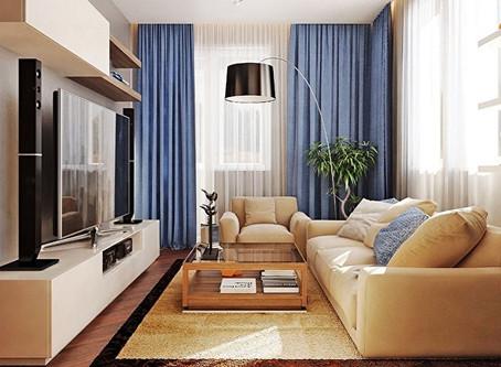 Основные правила эргономики: Как расположить мебель на примере разных комнат