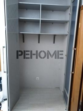 Шкаф гармошка со стеклом