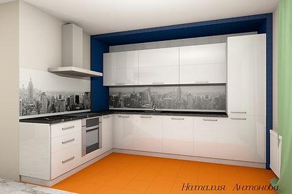 Кухни на заказ Екатеринбург