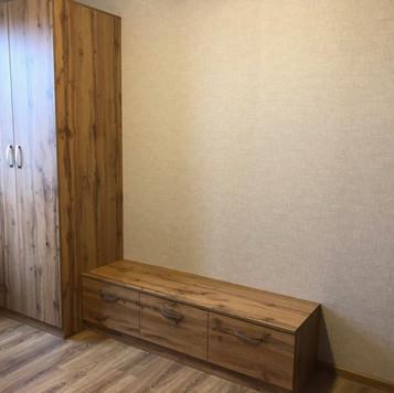 Шкаф и тумба