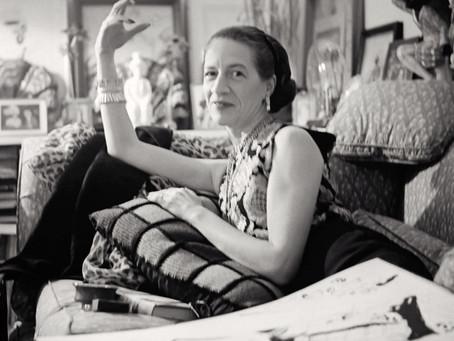 Diana Vreeland: Portrait of An Original Thinker