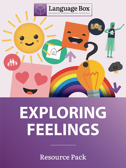 Exploring Feelings - Resource Pack