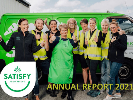An amazing year! 2020/21 Annual Report