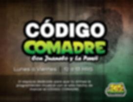 CODIGO COMADRE
