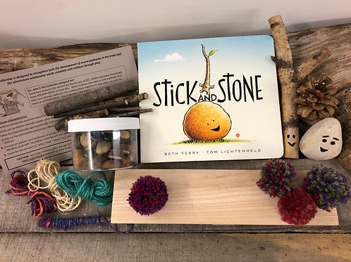 Stick and Stone Curious Collection