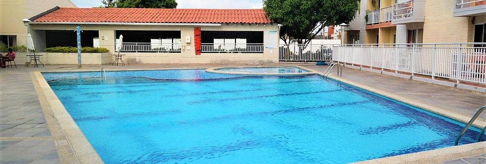 Apartamento en Cartagena | 2 Alcobas 2 Baños