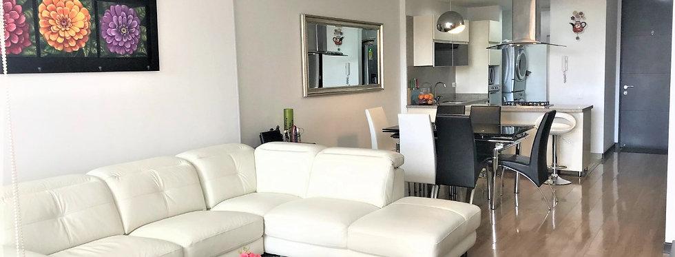Apartamento en Venta | 2 Alcobas - 2.5 Baños - Estudio | Cedritos - Bogotá