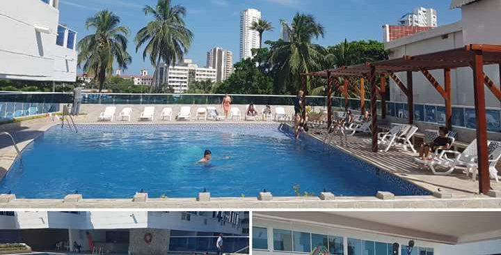Apartaestudio Amoblado en Venta  | 1 Habitación 1 Baño | El Laguito - Cartagena.