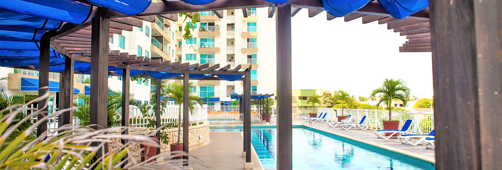 Apartamento en Venta | 3 Alcobas 3 Baños Estudio | Crespo - Cartagena