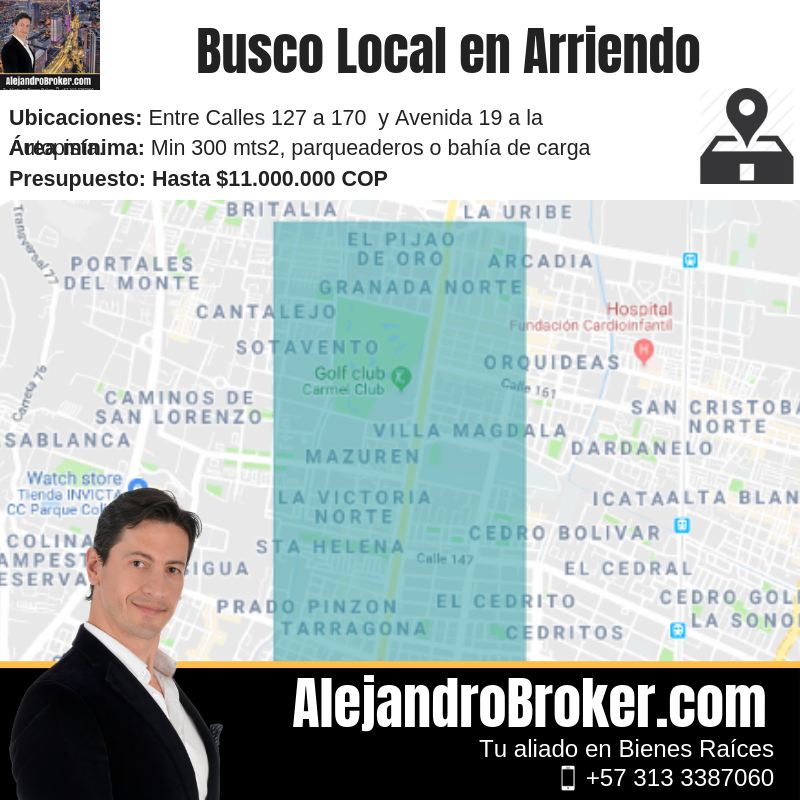 Local en Arriendo Usaquén