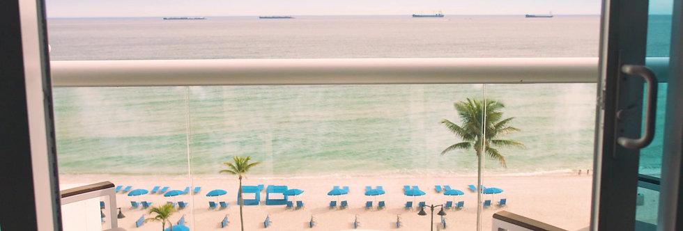 THE OCEAN CONRAD RESORT | FT. LAUDERDALE - FLORIDA. EEUU