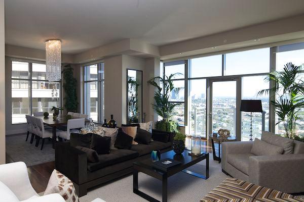 foto de apartamento ordenado