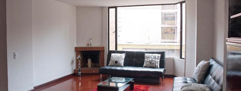 Apartamento en Rincón del Chicó   3 Habitaciones.