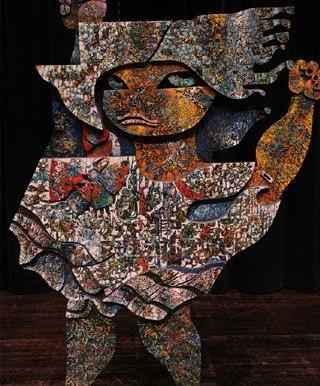 Un artista que perdura en la memoria: Efraín Recinos
