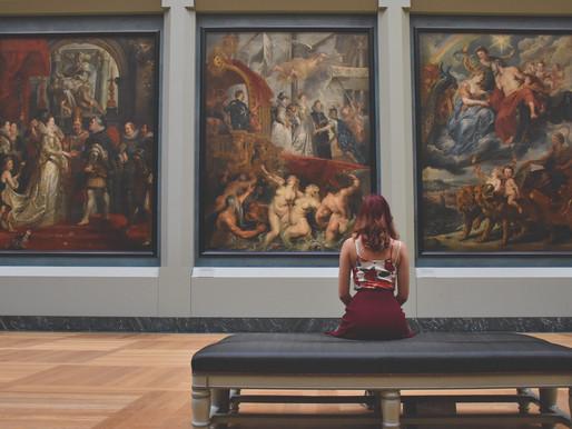 ¿Presencial o digital? ¿Cuál es la mejor forma de disfrutar del arte?