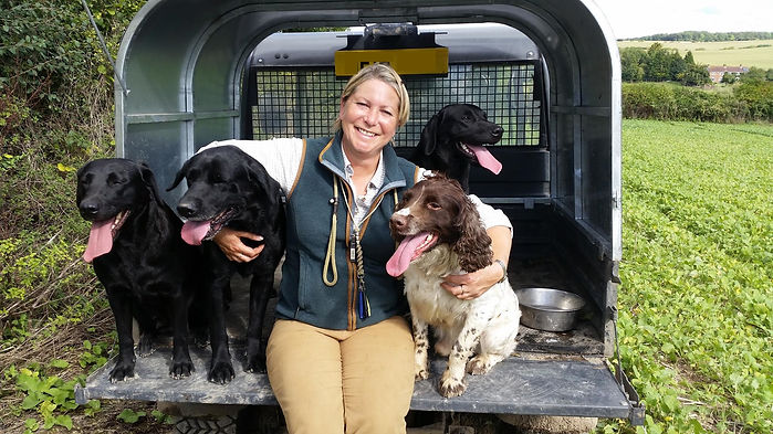Gundog Trainer Mell Brooks
