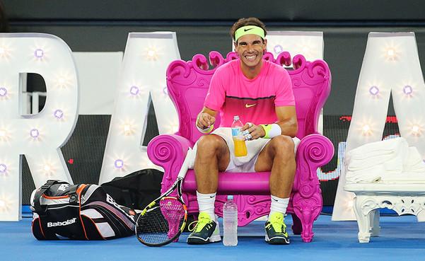 Queen of Love, fauteuil
