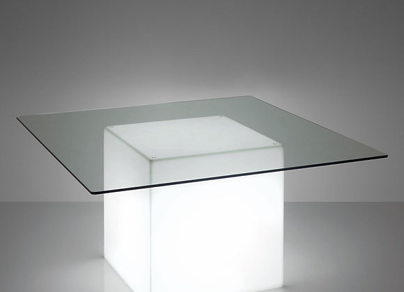 Square - Table lumineuse carrée 150
