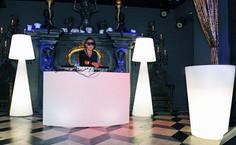 Bar lumineux en location pour événement, Gamme Slide