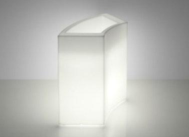 Ice Bar - Bac à glace 94x48 h86 cm