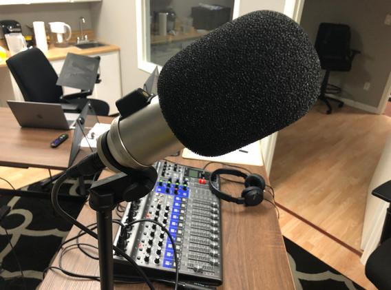 Rode Broadcaster Microphones