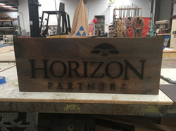 wood sign laser cut