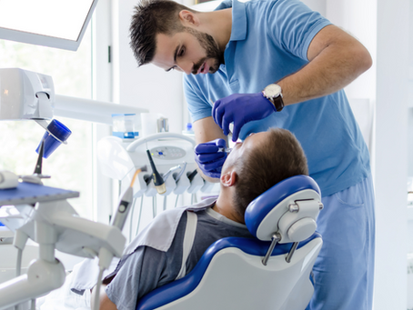 What To Do When The Dentist Thinks Covid Is A Joke