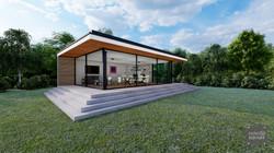 Garden House Layout