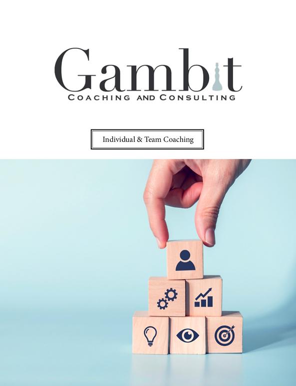 Gambit Coaching Image