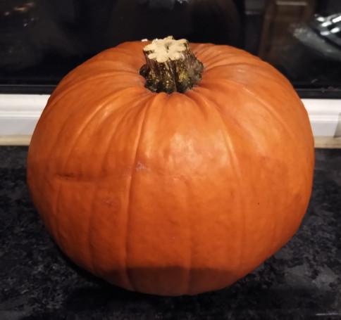Cake challenge 3 - Pumpkin Pie