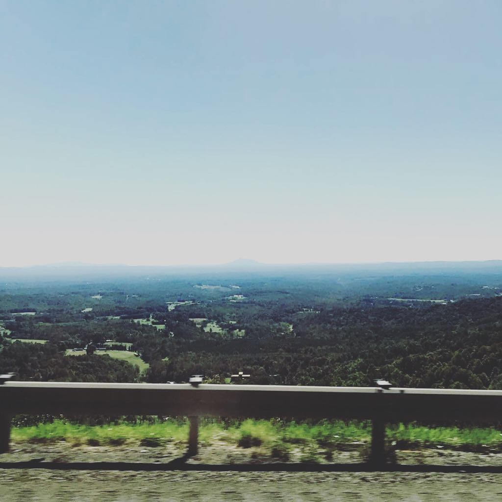View from Virginia