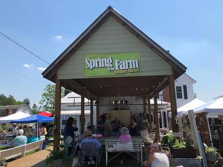 Spring at the Farm