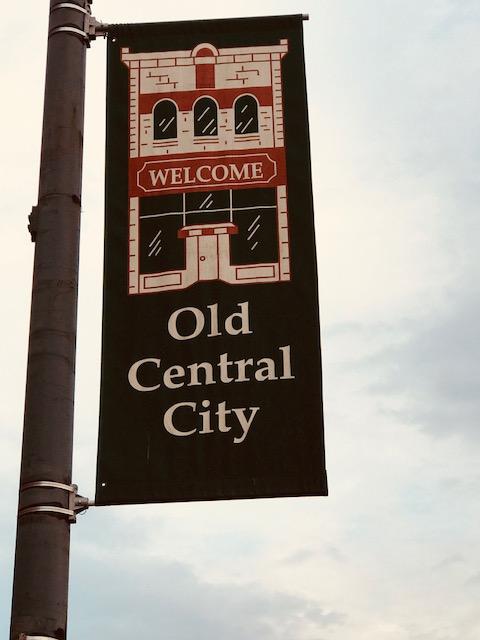 Central City flag