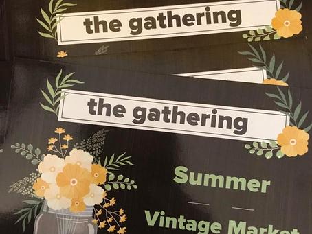 The Gathering Summer Market