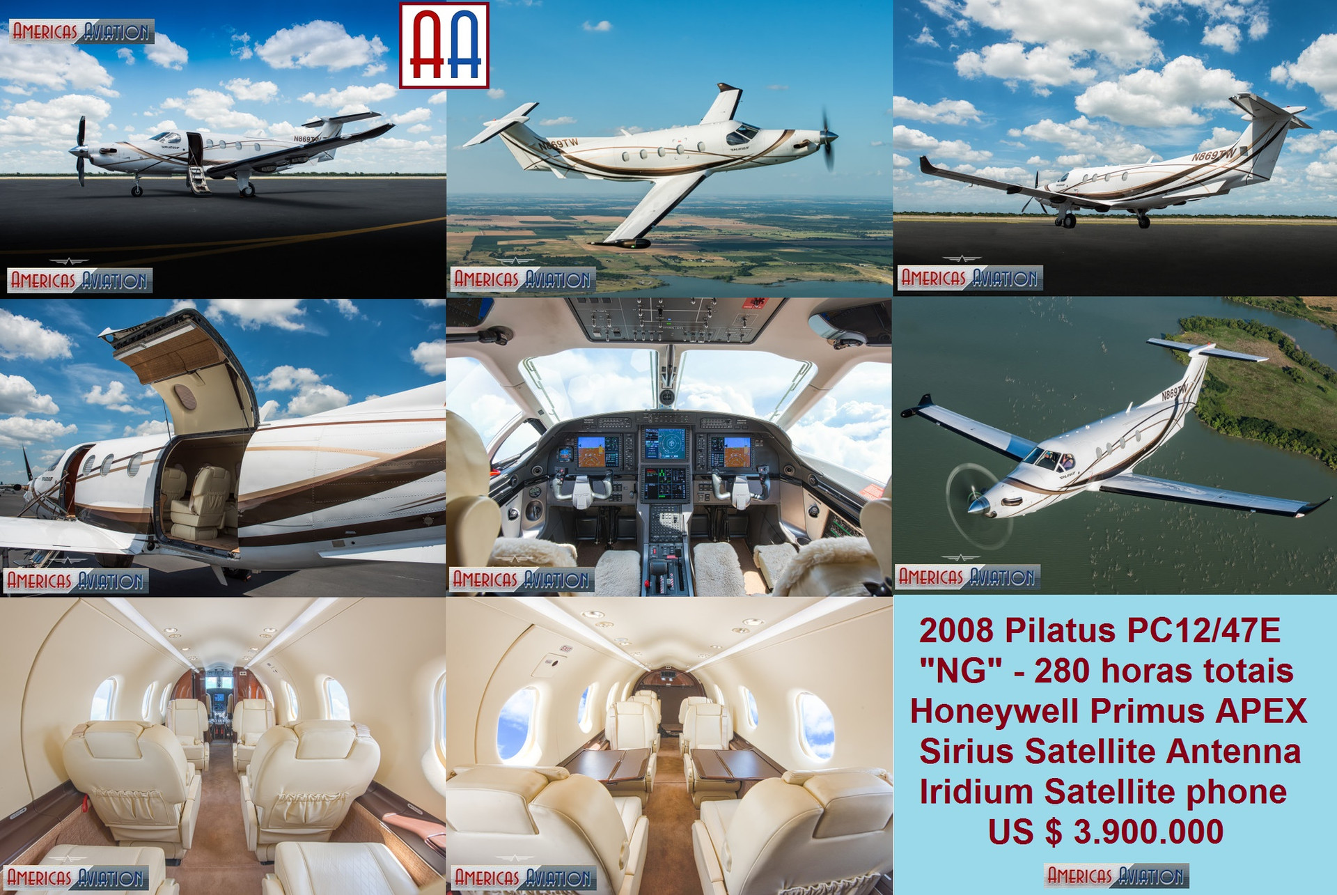 Pilatus PC1247E NG