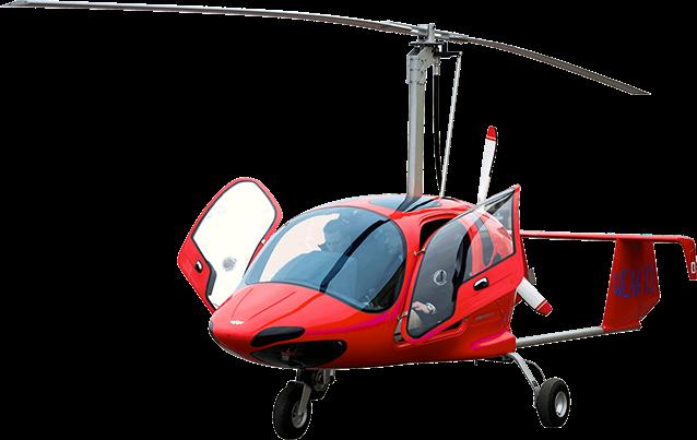 Girocóptero FlyArgos