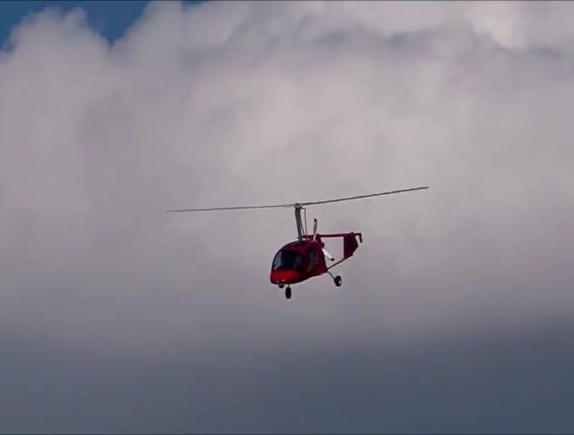 Girocoptero FLYARGO ROTOCRAFT