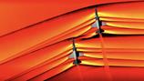 Um 'boom' mais silencioso? Fotos inovadoras da NASA capturam ondas supersônicas colidindo no