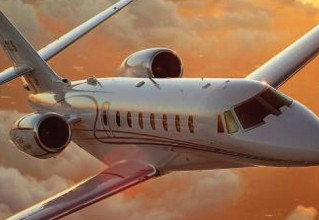 Foco no Cessna Citation Sovereign: Cabine Grande, com alcance Transcontinental.
