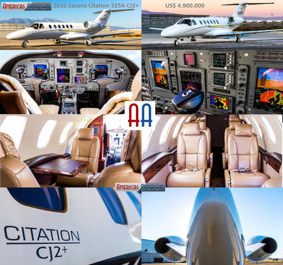 Cessna Citation 525A CJ2+