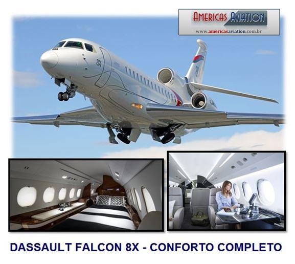 falcon 8X