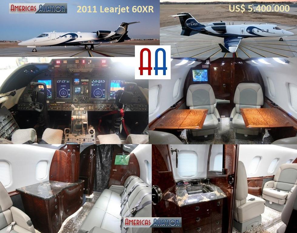 Learjet 60XR