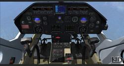 agustawestland-aw109 Cockpit