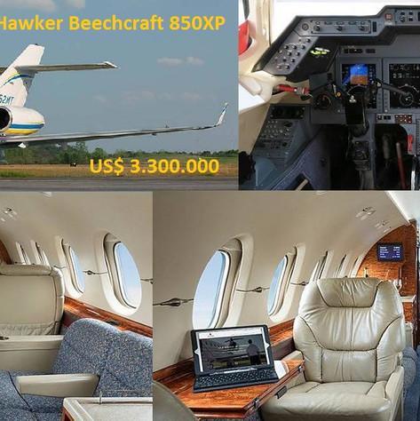 2006 Hawker Beechcraft 850XP linkedin.jpg