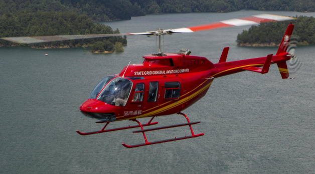 BELL 206 L4