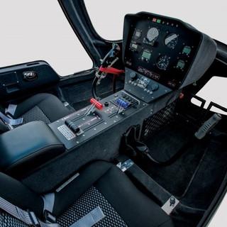 cockpit interior