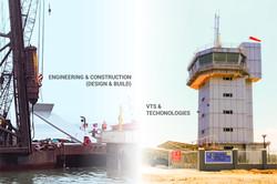 ENGINEERING & CONSTRUCTION (DESIGN & BUILD) & VTS & TECHNOLOGIES