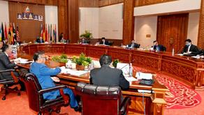 Petronas briefs State Cabinet