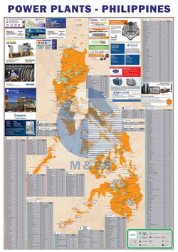 Power Plant Map Philippines