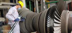 Efficiency Enhancement & Extending life of Existing Turbines